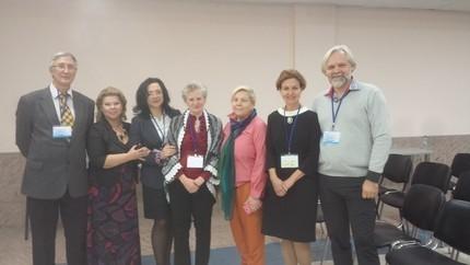 Участники конгресса в Москве 2015