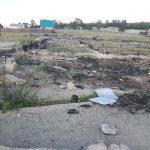 место бывшего лагеря ГУЛАГА