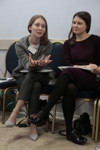 Материалы конференции мастеров в ИКСР, Москва, ноябрь 2017