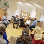Конференция DGfS и INFOSYON расстановщиков в Германии 2018 Председатель мировой Ассоциации орграсстановщиков INFOSYON Новый президиум 2