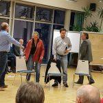 Конференция DGfS и INFOSYON расстановщиков в Германии 2018 Председатель мировой Ассоциации орграсстановщиков INFOSYON Новый президиум