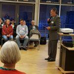 Конференция расстановщиков в Германии 2018. Передача дирижерской палочки новому председателю DGfS 5
