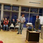 Конференция DGfS и INFOSYON расстановщиков в Германии 2018 Председатель мировой Ассоциации орграсстановщиков INFOSYON Новый председатель DGfS Christofer Bodirsky 3