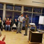 Конференция расстановщиков в Германии 2018. Передача дирижерской палочки новому председателю DGfS 2