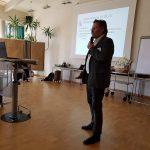 Конференция DGfS и INFOSYON расстановщиков в Германии 2018 Председатель сдаёт дела