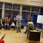 Конференция DGfS и INFOSYON расстановщиков в Германии 2018 Председатель мировой Ассоциации орграсстановщиков INFOSYON Новый председатель DGfS Christofer Bodirsky 4