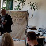 Конференция DGfS и INFOSYON расстановщиков в Германии 2018 Доклад профессора экономики доктора Георга Мюллер–Крист 2