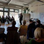 Конференция DGfS и INFOSYON расстановщиков в Германии 2018 Доклад профессора экономики доктора Георга Мюллер–Крист