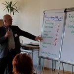 Конференция DGfS и INFOSYON расстановщиков в Германии 2018 Доклад профессора экономики доктора Георга Мюллер–Крист 3
