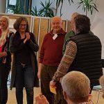 Конференция DGfS и INFOSYON расстановщиков в Германии 2018 Комиссия по обучению и по сертификации 3