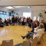 Конференция DGfS и INFOSYON расстановщиков в Германии 2018 Руководители региональных групп 3