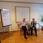 Конференция DGfS и INFOSYON расстановщиков в Германии 2018 Уве Буххоп