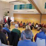 Конференция DGfS и INFOSYON расстановщиков в Германии 2018 Комиссия по обучению 2