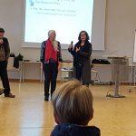 Конференция DGfS и INFOSYON расстановщиков в Германии 2018 Комиссия по обучению 4