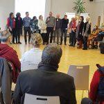 Конференция DGfS и INFOSYON расстановщиков в Германии 2018 Руководители региональных групп