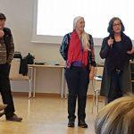 Конференция DGfS и INFOSYON расстановщиков в Германии 2018 Комиссия по обучению 3