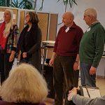 Конференция DGfS и INFOSYON расстановщиков в Германии 2018 Комиссии по обучению и сертификации 2