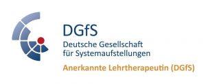 DGfS Lehrtherapeutin RGB